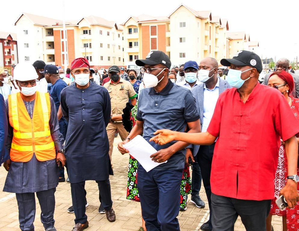 Lagos Set To Commission Sangotedo Housing Scheme One November